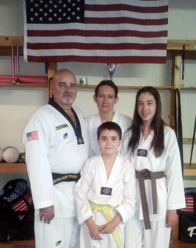 Family Martial Arts Classes - Ohio