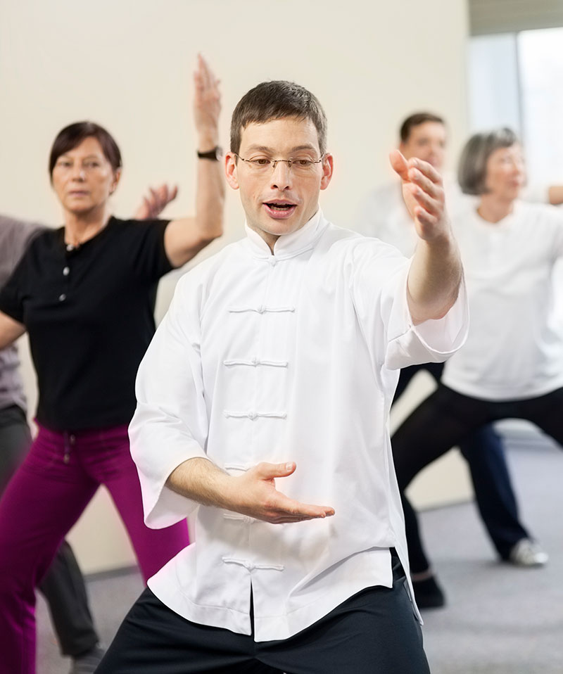 tai chi relaxation classes