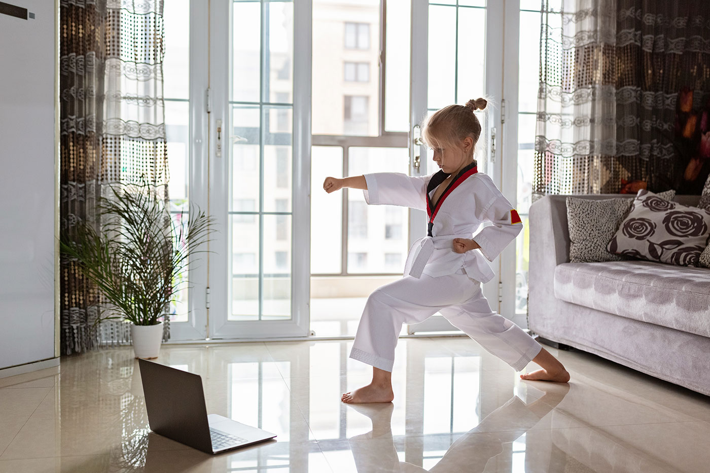 martial-arts-at-home