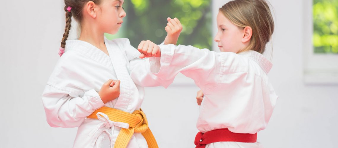 kids come first karate