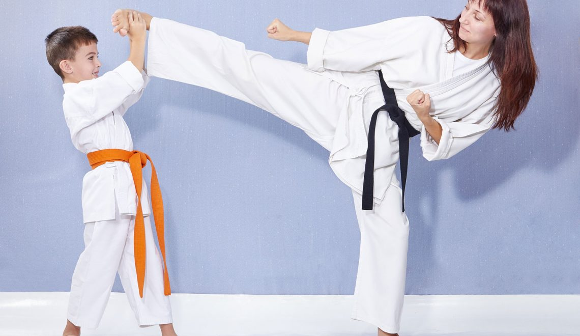 parents should join in kids karate classes